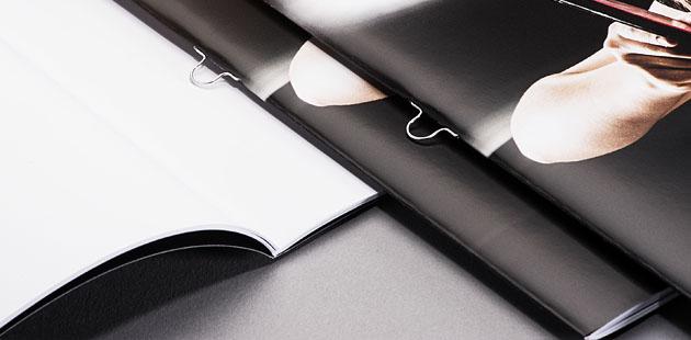 Ringösen-Broschüren
