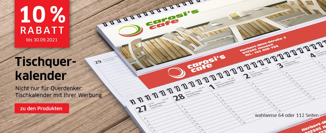 Es ist Zeit Kalender zu bestellen!