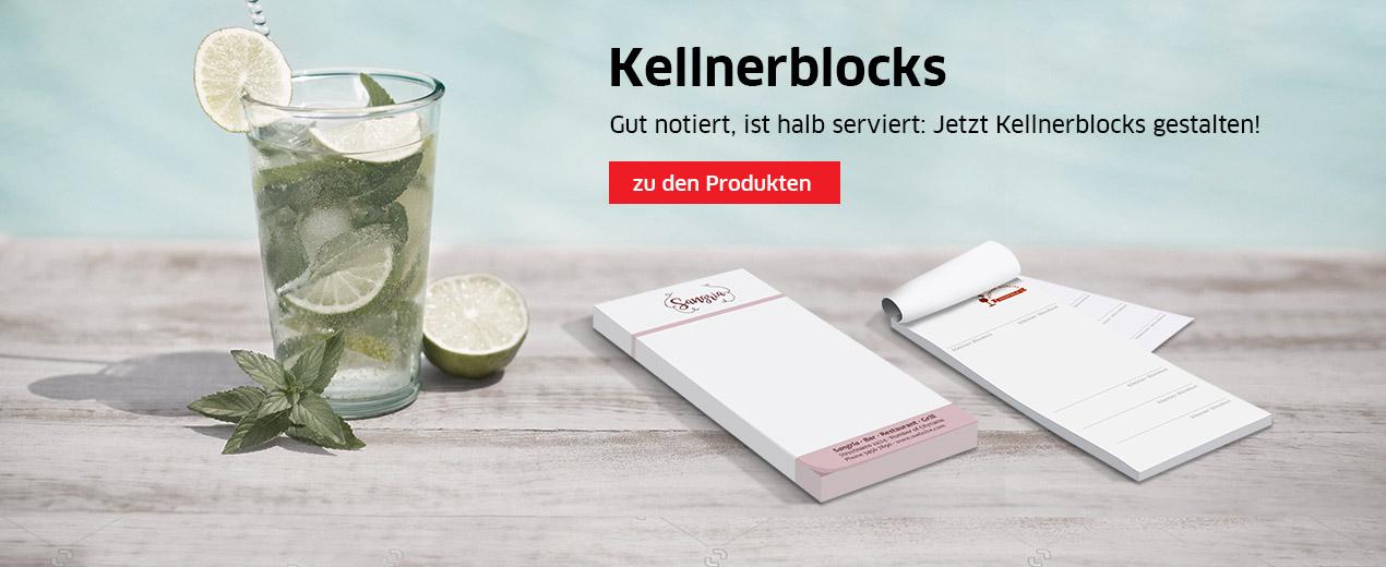 Kellnerblocks