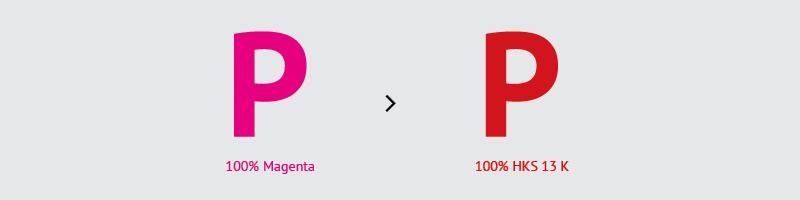 Druckinformationen - Schmuckfarben - PRIMUS - Ihre Online-Druckerei